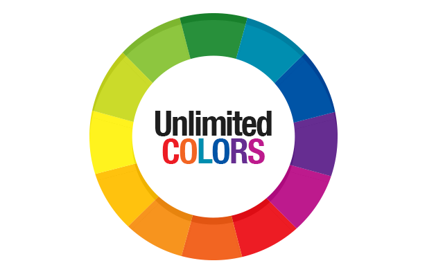 Paradise - Unilimted Colors